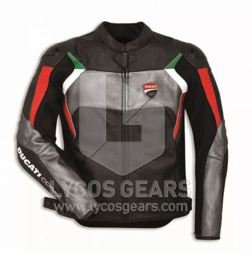 Ducati Corse C3 Motorcycle Jacket