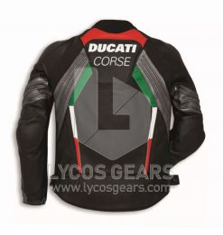 Ducati Corse C3 Motorcycle Jacket Replica