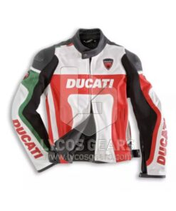 Ducati Motorcycle Jacket replica