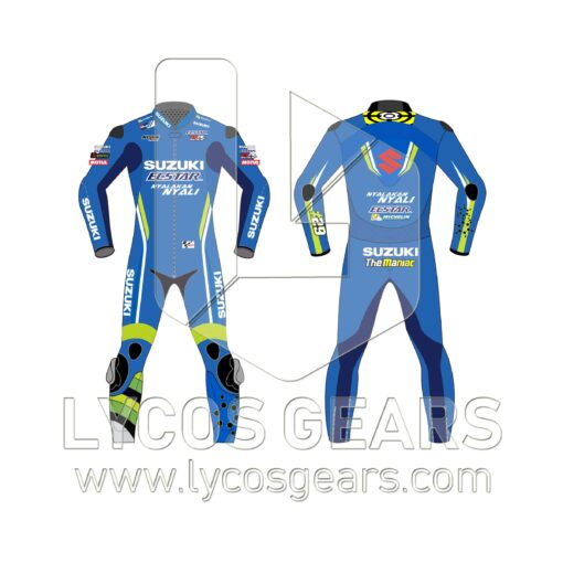 Andrea Iannone Suzuki Ecstar Motogp 2018 Motorcycle Leather Suit motorbike leather suit motorbike leathers motorbike leather suit motorbike suits motorbike leather suits motorbike shop motorbike jacket black motorbike jacket motorbike suit motorbike pant m