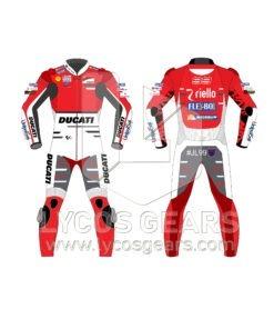 Jorge Lorenzo motorcycle suit motogp 2018