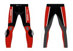 Ducati Motorcycle Leather Pants