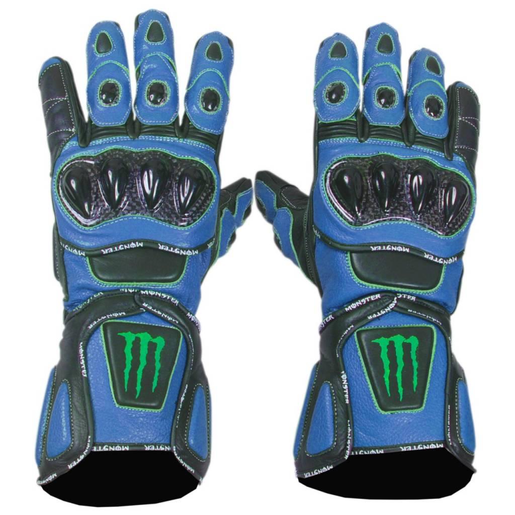 Kawasaki Monster Energy Gloves
