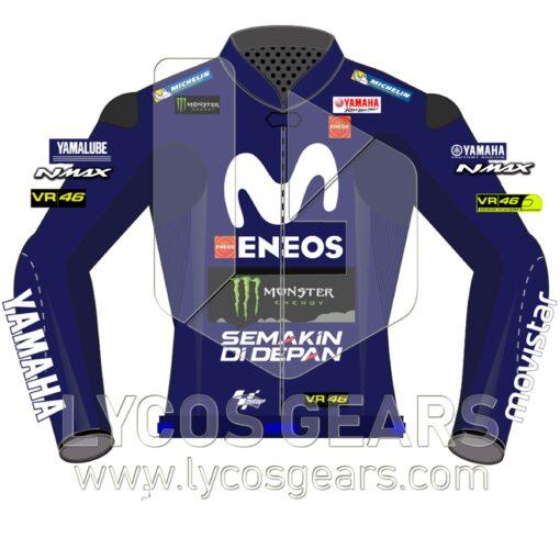 Valentino Rossi VR46 Motorcycle Jacket MOTOGP 2018