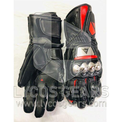 Dainese Motorbike Leather Gloves