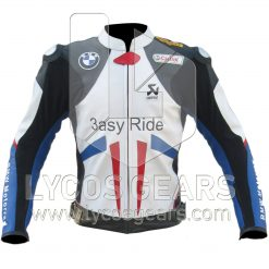 BMW EASY RIDE MOTORCYCLE LEATHER JACKET