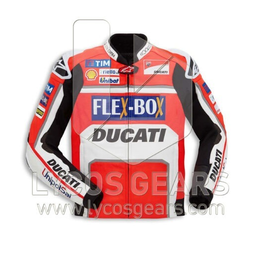 DUCATI MOTORCYCLE JACKET LIMITED EDITION 2017