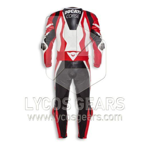 Ducati Corse K1 Racing Leather Suit