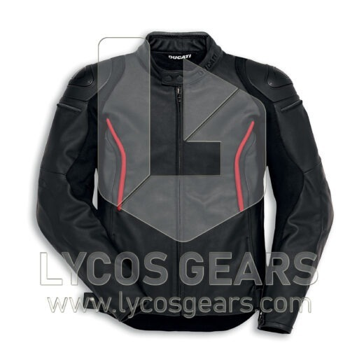 Ducati Stealth C2 Motorbike Leather Jacket