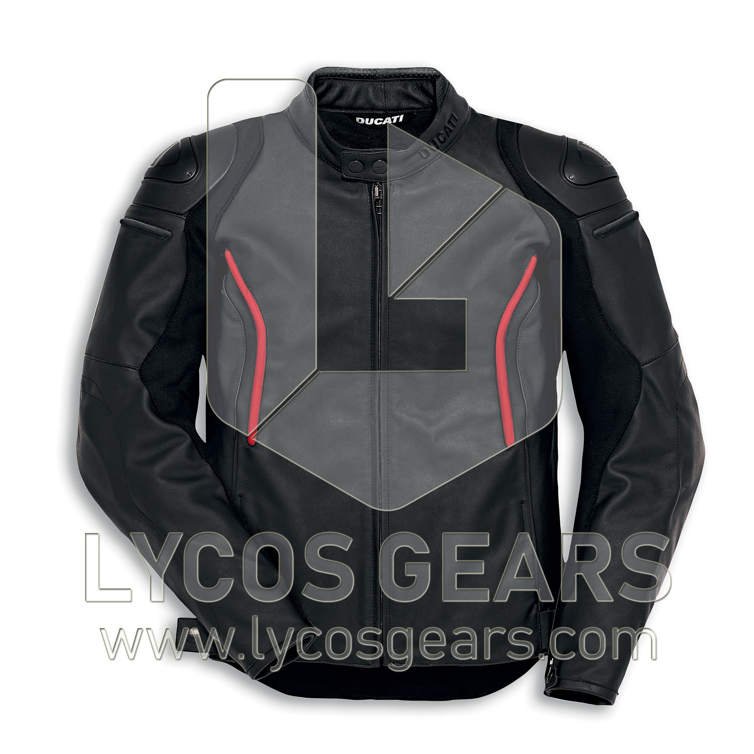 Ducati Stealth C2 Motorbike Leather Jacket