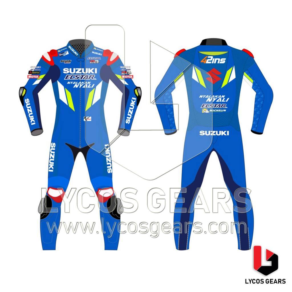 Alex Rins Motogp 2019 Racing Suit