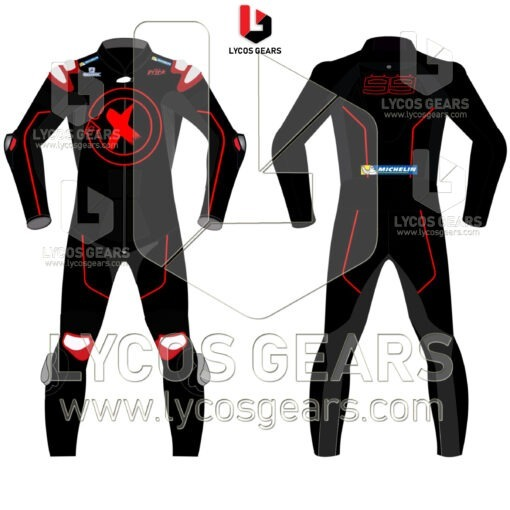 Jorge Lorenzo 99 Motogp 2019 Test Racing Suit