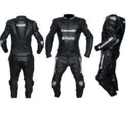 Kawasaki Ninja Motorcycle Leather Suit