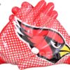 NFL ARIZONA CARDINALS AMERICAN FOOTBALL GLOVES