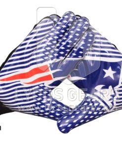 American Football Receiver Gloves