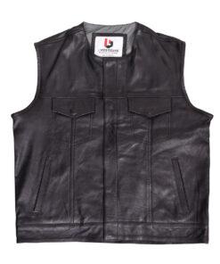 Vest Black Gun Pocket