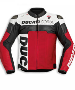 Ducati Corse C5 Leather Jacket