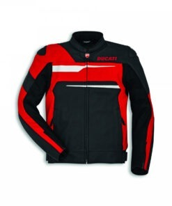 Ducati SpeedEvo Style Leather Jacket