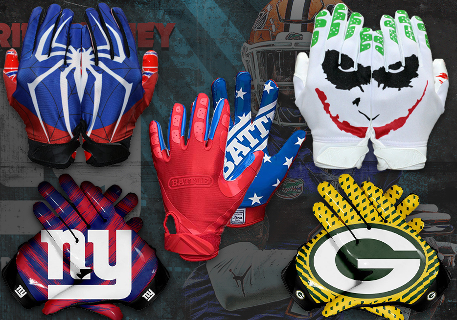 5 Best Football Gloves - Reviews And Buying Guide